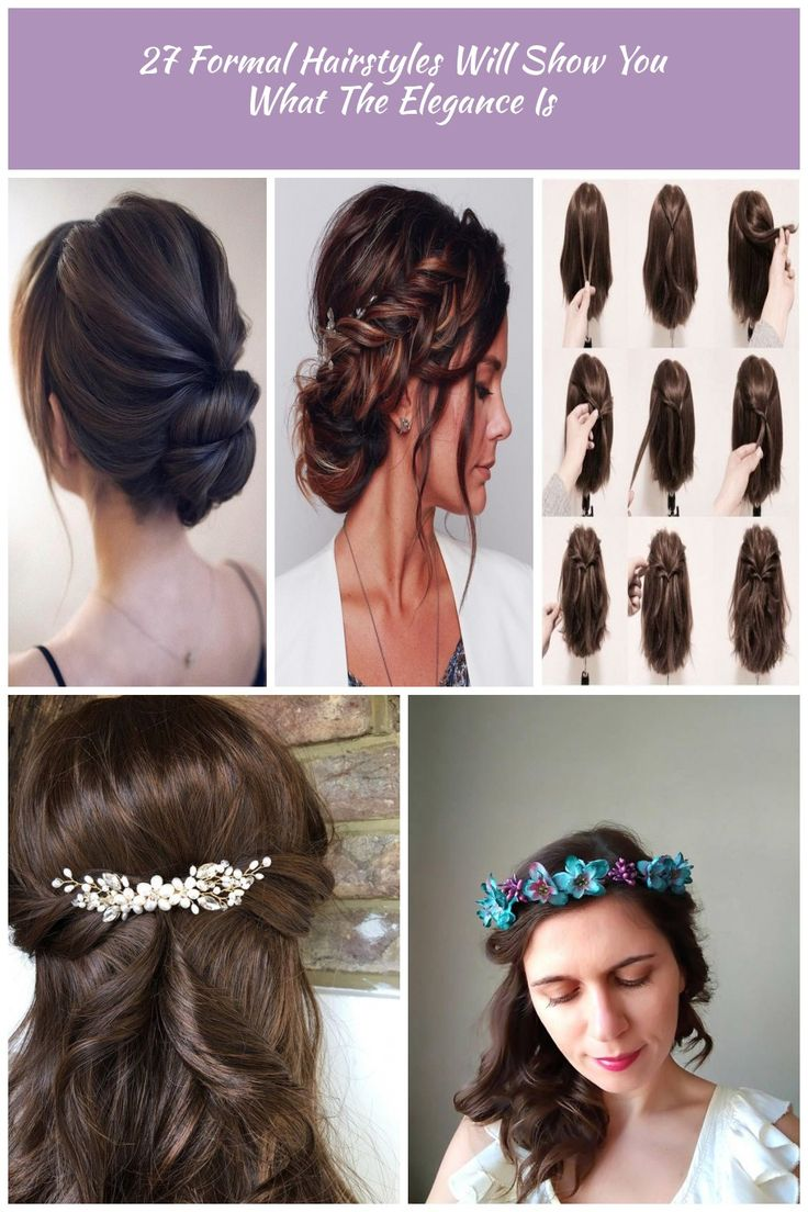 Your long-awaited special occasion is just around the corner and you'd like to find some easy-to-do hairstyles? You are in the right place, girl. He...