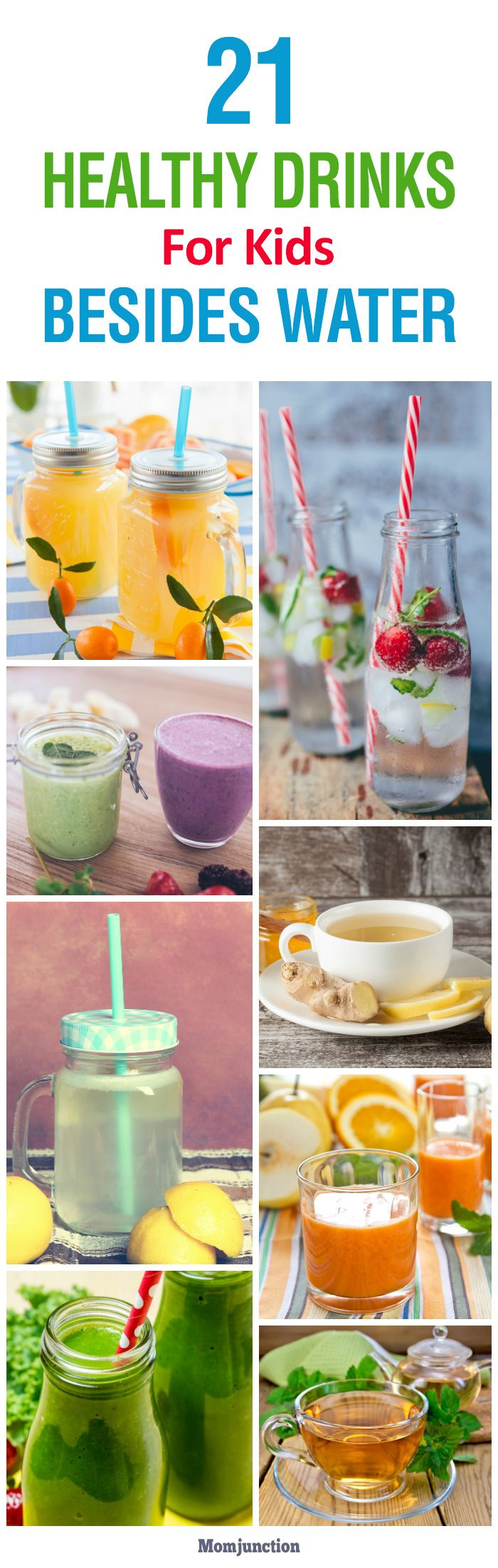 Figuring out most healthy drinks for kids was never so easy. Read more about the best nutritional drinks and easy to make homemade beverages for your child.