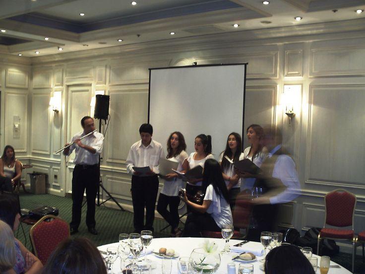 Coro Artemisa en Hotel Radisson