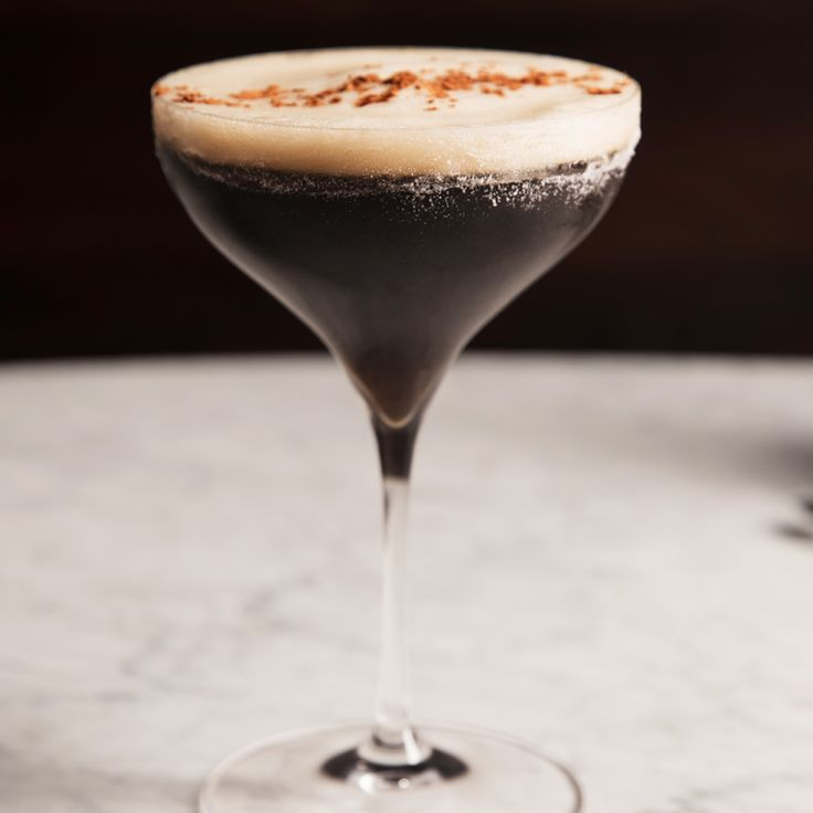 Your go-to martini just found some competition. Try the Espresso Martini for a shot of espresso with the finish of Patrón XO Cafe and Silver.   #coffee #martini #cocktail #recipe