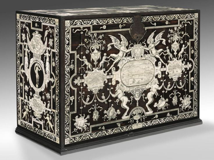 Baroque Furniture, Medieval Furniture, Philadelphia Museum Of Art, White  Style, Black And White, 17th Century, Marquetry, Sort, Utensils