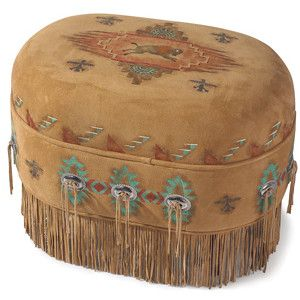 Rustic Western and Southwestern Leather Sofas, Chairs, and Ottomans