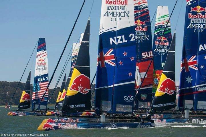 Red Bull Youth America's Cup's photo