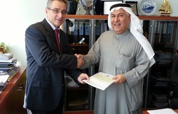 Alfa Laval, a world leader in heat transfer, centrifugal separation and fluid handling, has received an order for its Aalborg XS-TC7A waste heat recovery (WHR) economizers for installation after auxiliary engines onboard the entire fleet of the United Arab Shipping Company, the largest regional container ship operator. Delivery is scheduled for later this year.