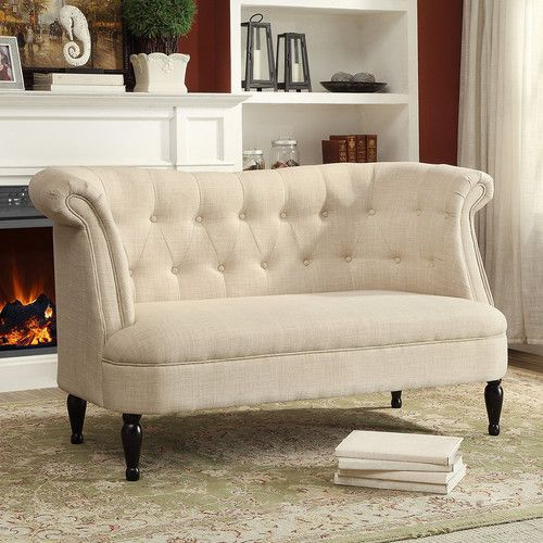 Found it at Wayfair - Baxton Studio Loveseat