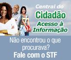Central do Cidadão :: STF - Supremo Tribunal Federal
