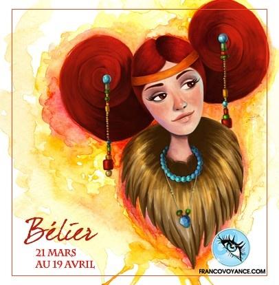 Horoscope du jour pour Bélier