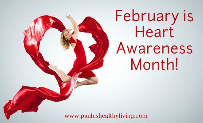 February is Heart Awareness Month! Did You Know The Warning Signs For A Heart Attack For Women Can Be Different Than the 'Hollywood Chest Grabbing'?  #heart#health