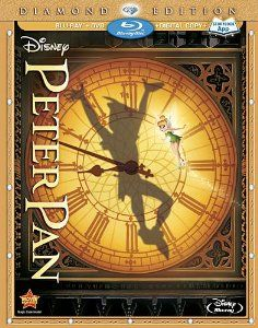 Amazon.com: Peter Pan (Three-Disc Diamond Edition: Blu-ray/DVD + Digital Copy + Storybook App): Bobby Driscoll, Kathryn Beaumont, Paul Collins, Tommy Luske, Bill Thompson, Hans Conried, Heather Angel, Candy Candido, Tom Conway, Tony Butala, Clyde Geronimi, Wilfred Jackson, Hamilton Luske, Milt Banta, William Cottrell, Winston Hibler, Bill Peet, Erdman Penner, Joe Rinaldi, Ted Sears: Movies & TV