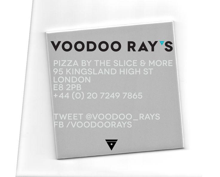 Voodoo Ray's Pizzas