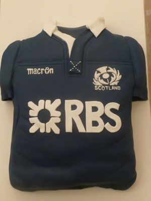 Scotland rugby top