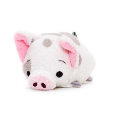 Notre mini Tsum Tsum à l'effigie de Pua réussit à rendre le plus mignon des cochons du Pacifique encore plus adorable qu'il ne l'était déjà ! Avec ses oreilles et sa queue en relief, le compagnon de voyage de Vaiana met le cap sur votre collection !