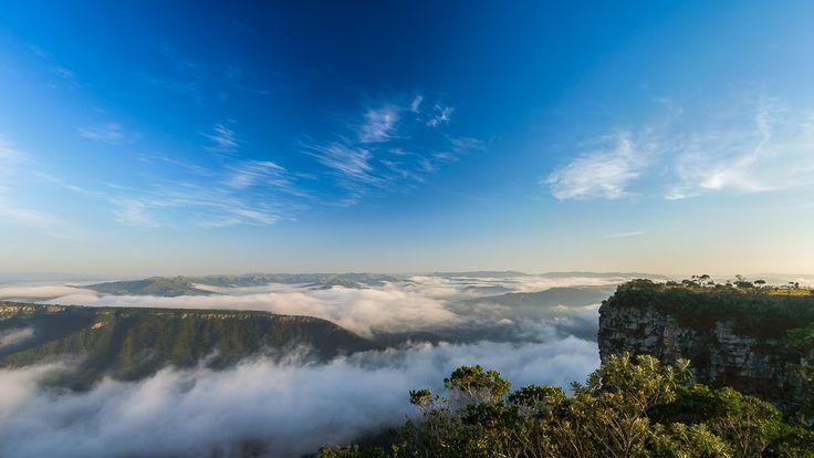Oribi gorge in Ezingoleni Rural, KwaZulu-Natal
