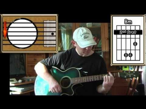 Breathe - Pink Floyd - Acoustic Guitar Lesson