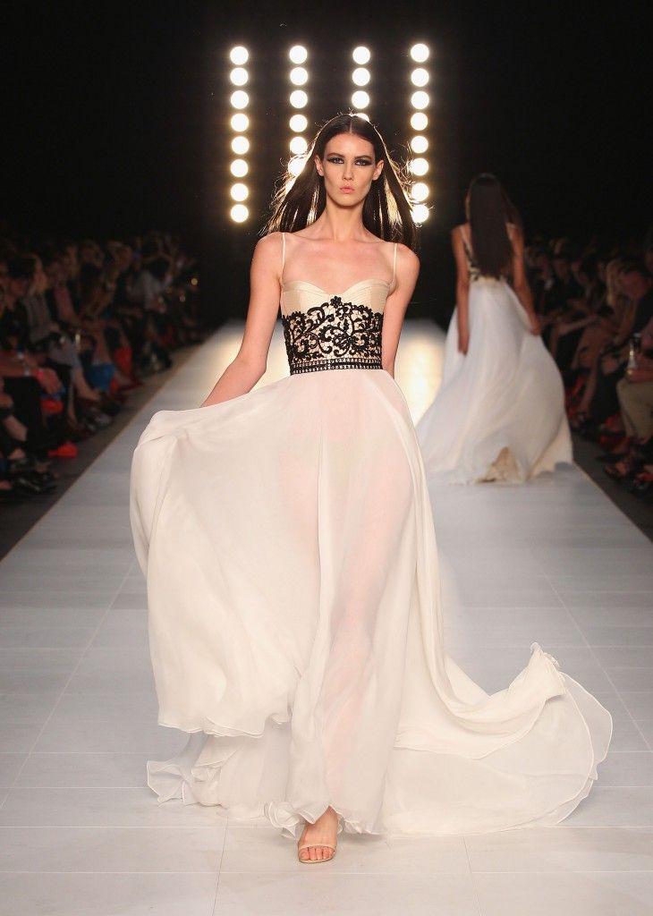 Alex Perry 2012 Melbourne Fashion Week