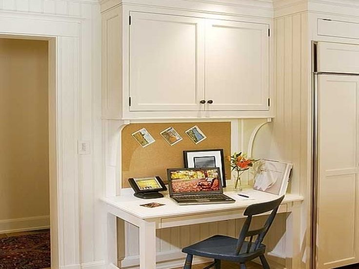 Small Computer Desk For Kitchen Small Kitchen Desk | Kitchen Design Ideas