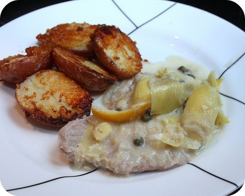 So Tasty So Yummy: Veal Francese