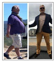Amazing, sikken en forskel efter få måneder på Winfit  #winfit #tabfedt #blivstærk #fleremuskler #kosttilskud #energiplastre