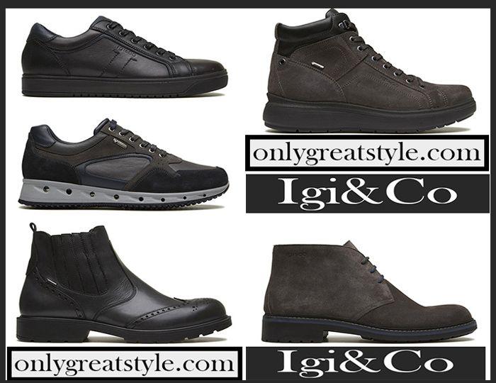 wholesale dealer 68f63 edc13 New arrivals Igi&Co shoes 2018 2019 men's fall winter | 2019 ...