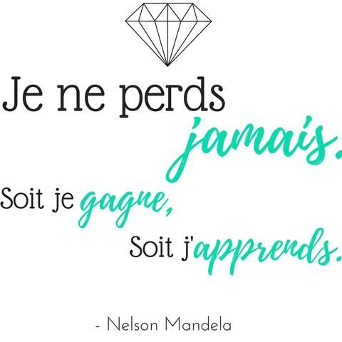 french quote nelson mandela
