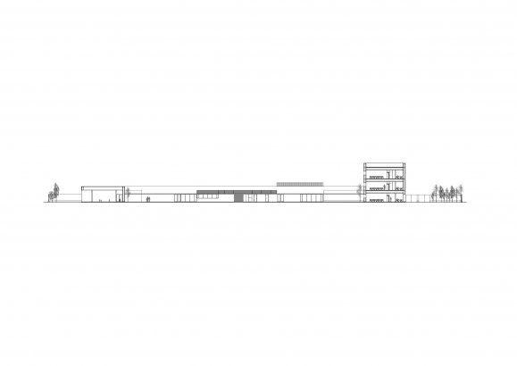 Project - School in Ejea de Los Caballeros - Architizer