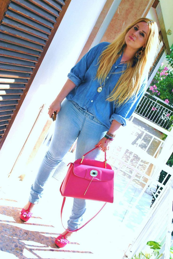 I am a girl and I love pink after all www.lifein-style.com