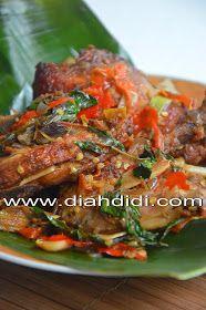 Ayam Kemangi Pedas