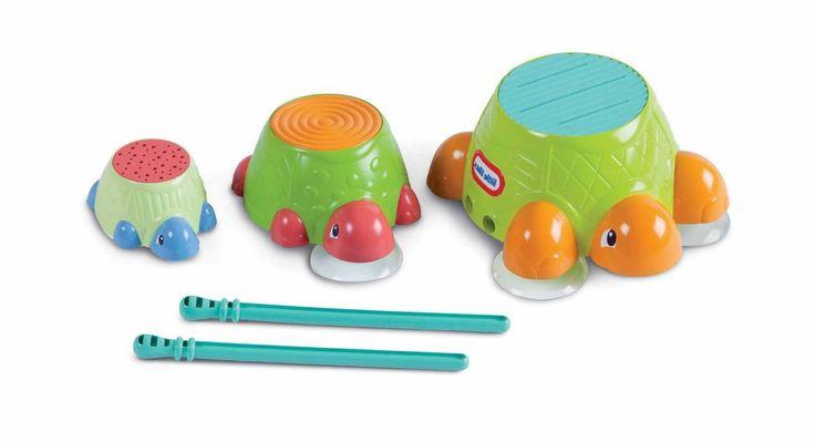 Little Tikes Little Tikes, Игрушка д/ванны Черепашки-барабаны