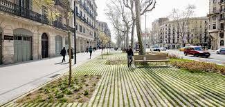 Resultado de imagen para calles peatonales y vehiculares