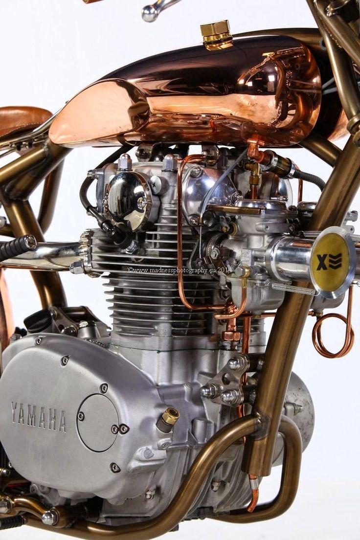 Moto yamaha scrambler cars motorcycles bobber forward mt09 yamaha - Find This Pin And More On Yamaha By Jamesthepinner