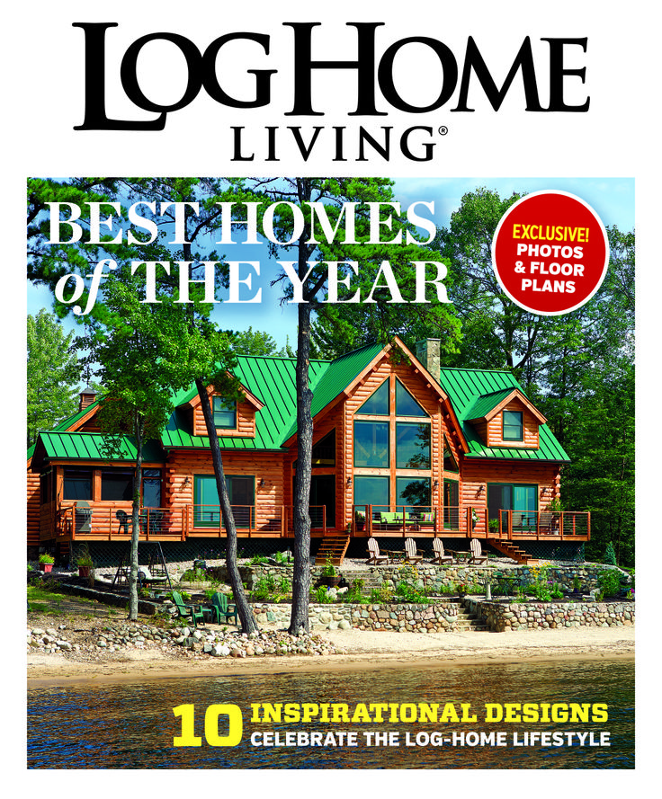 Digital Editions Of Log Home Living