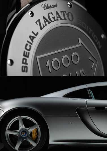Collection Chopard | Zagato - montres de luxe exclusives