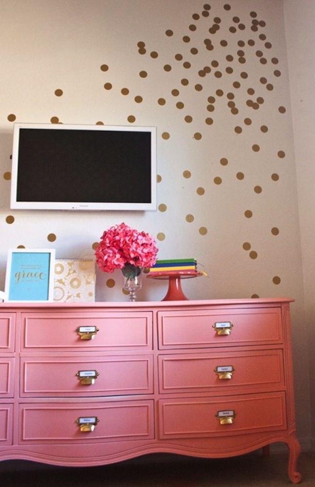 Best 25 Coral Painted Dressers Ideas On Pinterest Coral