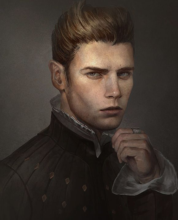 Humano noble joven