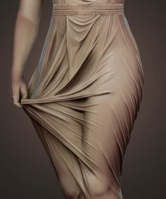toga zbrush sculpture - Google Search                                                                                                                                                                                 More