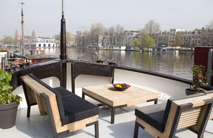 luxury houseboats interior - Google Search