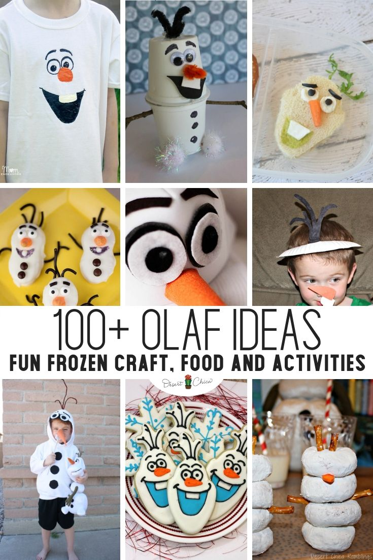 Host An Olaf Party With These 100 Ideas Diy Crafts Amazing