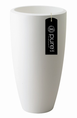 Pure® Soft Round High Wit - Het Luxe Leven - Pimp up your Lifestyle!