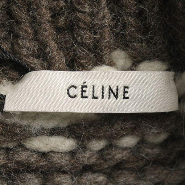 セリーヌ CELINE ニット・セーター 美品 947412 A6 - RAGTAG Online ブランド古着の通販 - ヤフオク!