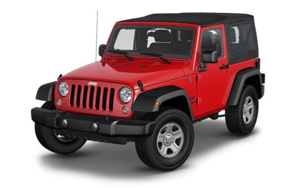 Jeep Wrangler Review...