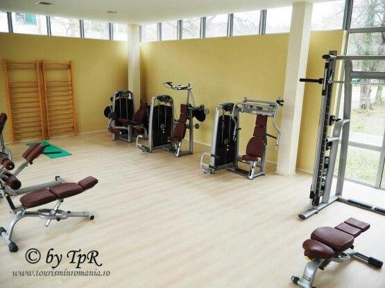 Sala de fitness, Arsenal Park