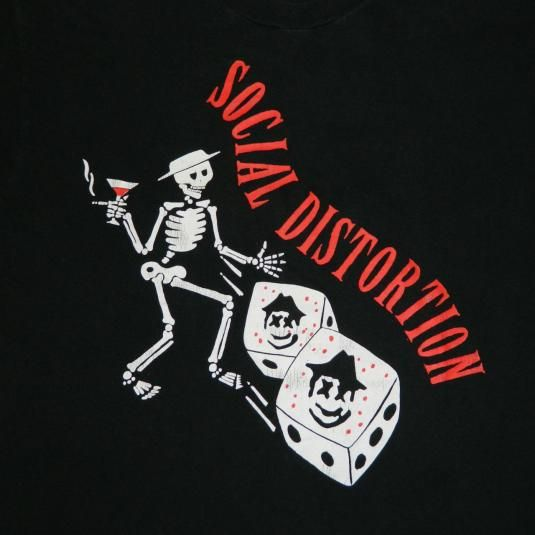 Social Distortion. Bad Luck Tour. #punk