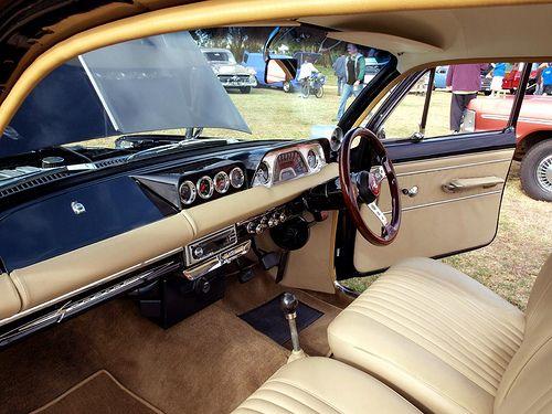 EH Holden Interior   Flickr - Photo Sharing!
