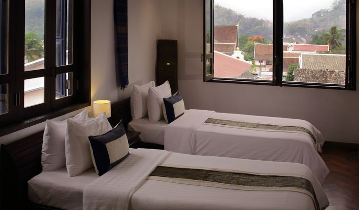 Looking for great deals on #HotelRooms? Go through the link http://goo.gl/E1RlDg and book affordable hotel rooms in #LuangPrabang with #IndigoHouse