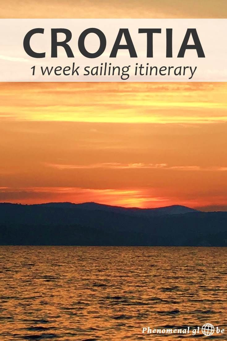 1 week itinerary for a sailing trip around the Central Dalmatian Archipelago in Croatia (Hvar, Vis, Biševo & Brač). Spectacular islands, wonderful clear water, beautiful bays for snorkeling and some of the cutest villages I have ever seen…