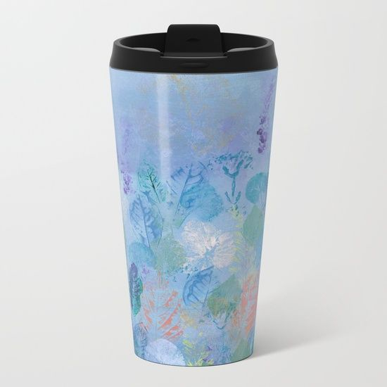 Kensington Garden Metal Travel Mug