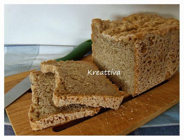#Kreattiva: #Pane multicereali con macchina del pane #food #ricette #recipes