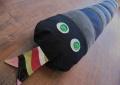 Coudre un serpent géant - DIY Une peluche géante pour les enfants