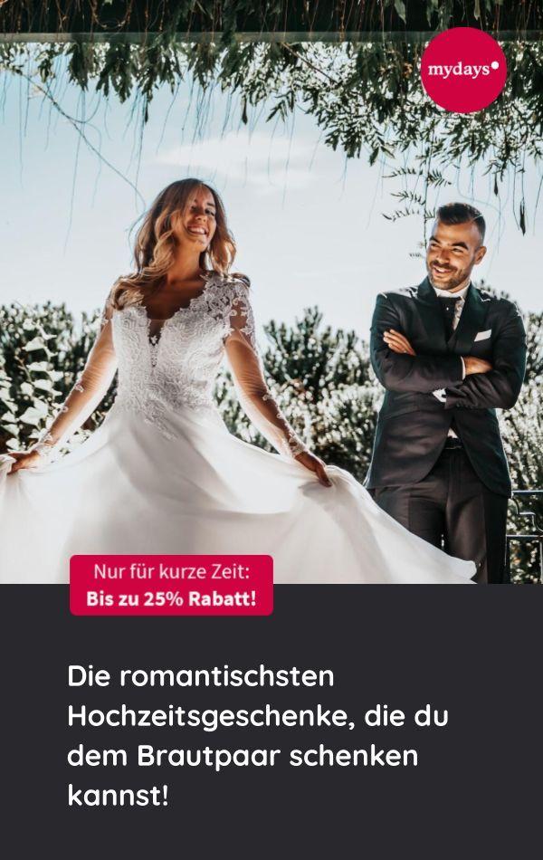 Die romantischsten Hochzeitsgeschenke für das Brautpaar   – Hochzeit – #Brautpa…