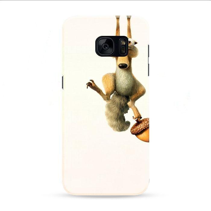 Scrat Character Ice Age Samsung Galaxy S7 Edge 3D Case